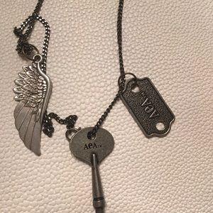 American eagle costume necklace